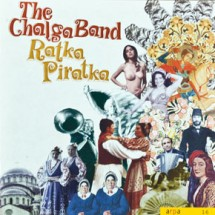 Chalga Band - Ratka Piratka album cover